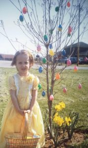 Easter Tree from the First Hundred