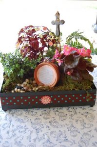 Easter Garden from Happy Home Fairy