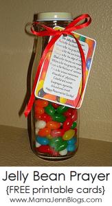 Jelly Bean Jar from mama jenn