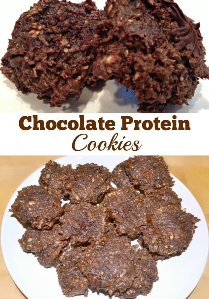 Love cookies but hate the guilt These chocolate protein cookies satisfy your sweet tooth and help you stay lean
