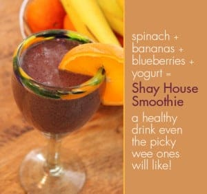 Shay House Smoothie