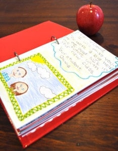 Teacher Scrapbook