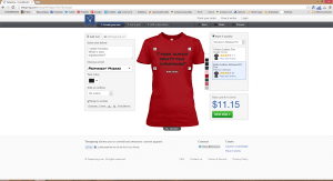 Teespring Makes Creating Custom T-Shirts Easy and Affordable