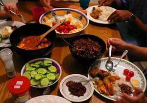 Family Dinner Conversation Ideas