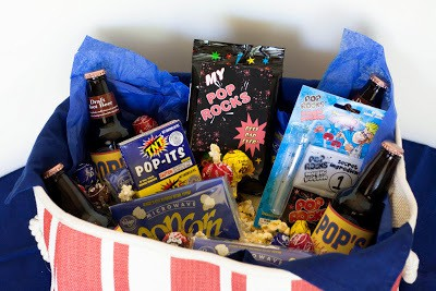 My Pop Rocks Gift Basket