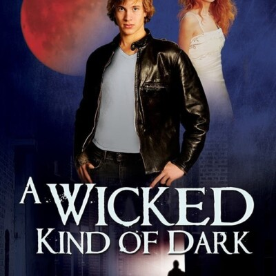 Book cover for book A Wicked Kind of Dark