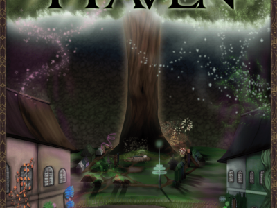 Hallows Haven book cover