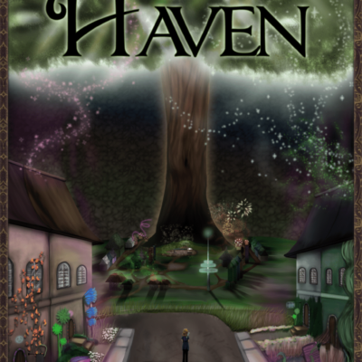 Hallows Haven book cover