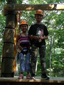 Zip Lines Are Fun For The Whole Family