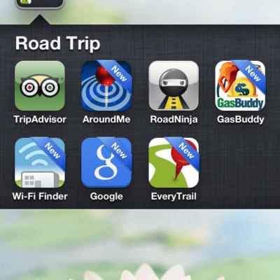 road trip apps for road trip fun