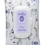 On The Go Gentle Cleansing Lavender Face Towelettes