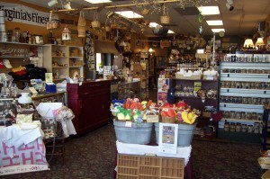 inside Olde VA Gourmet