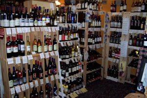 Olde VA Gourmet's Wine Selection