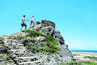 Aruba Hiking