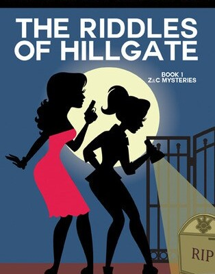 The riddles of hill gate book cover