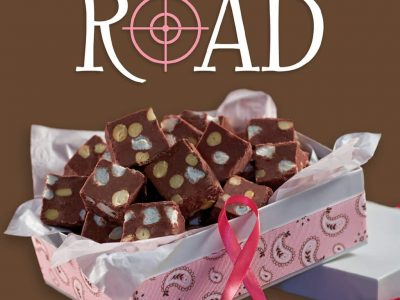 Rocky road sweet treat in a gift box