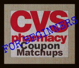Coupon Basics Cvs For Beginners