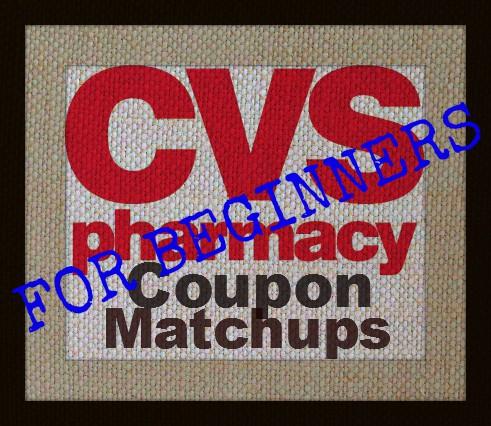 CVS coupon matchups ad