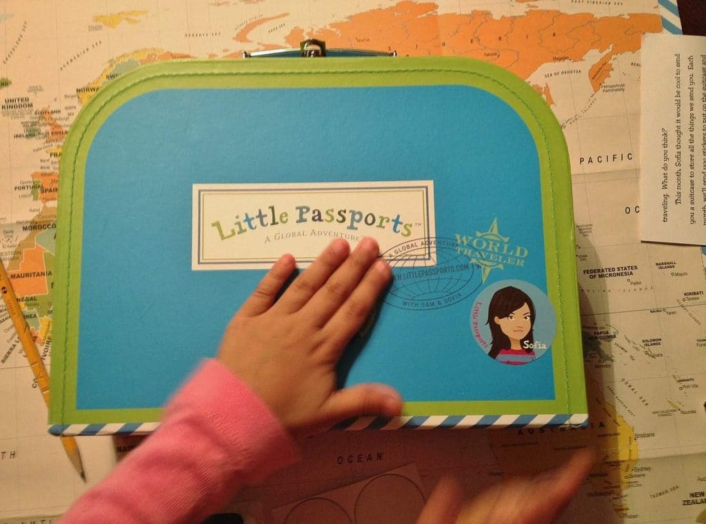 Little Passports World Explorer Kit