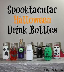 Easy, Inexpensive DIY Halloween Decor