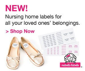 Mabel's labels ad