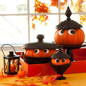 Peek A Boo Pumpkin