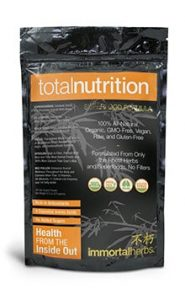 Total Nutrition (In A Single Drink!)