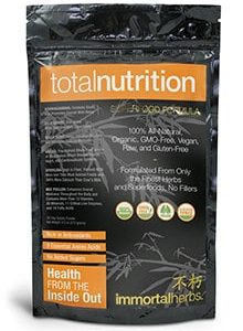Total nutrition package