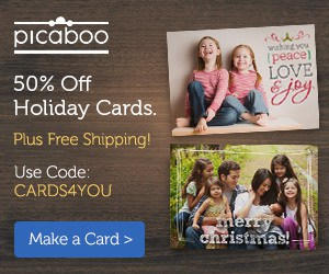 Easy, Affordable Photo Holiday Card Options