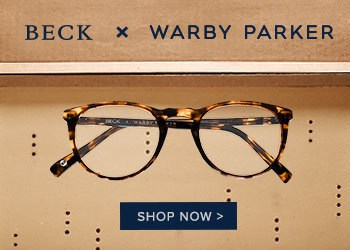 27f6ac226429d Limited Edition Frames Inspired by Beck Made By Warby Parker