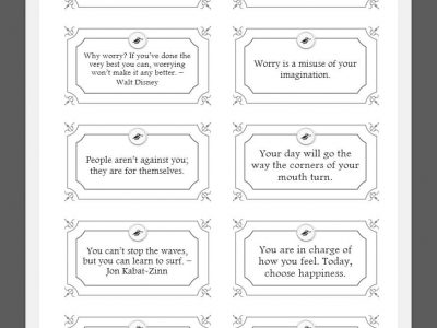 Different quotes for encouragement