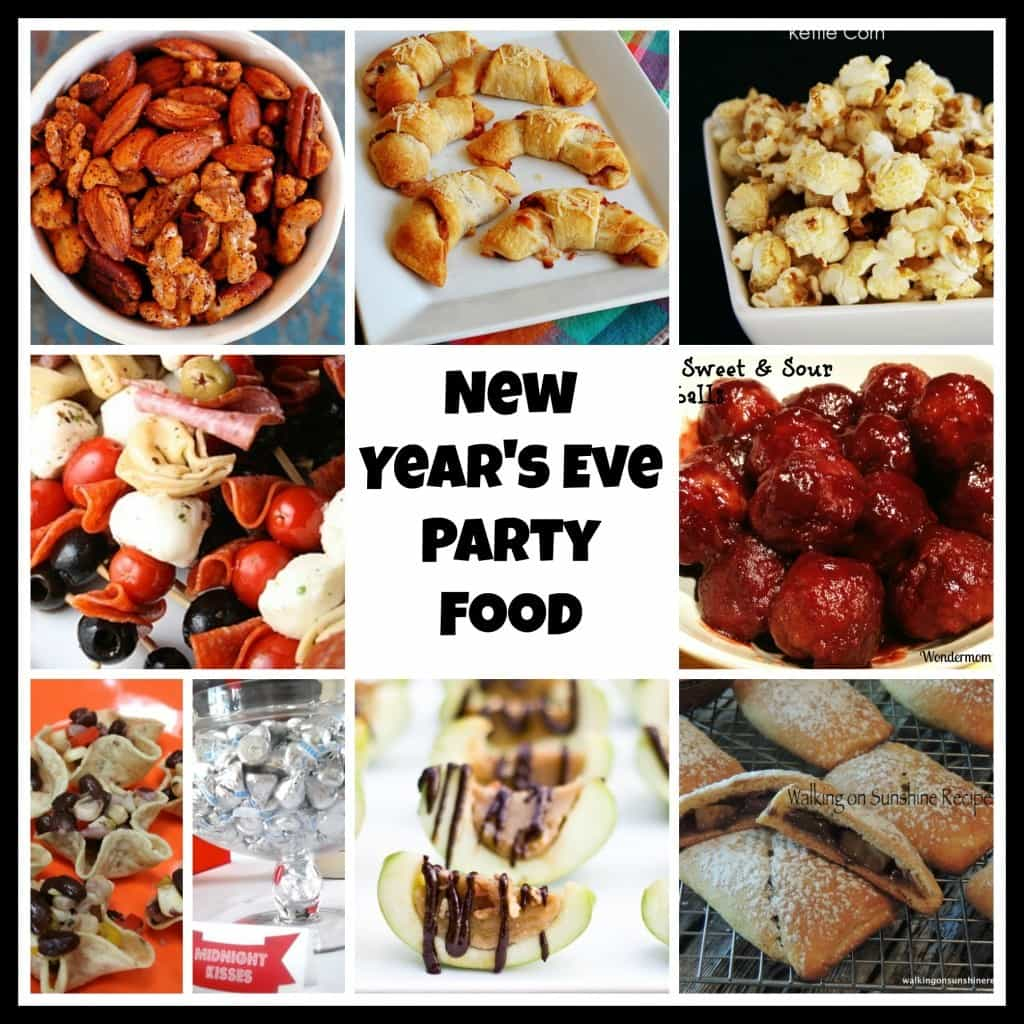 NYE Party Food