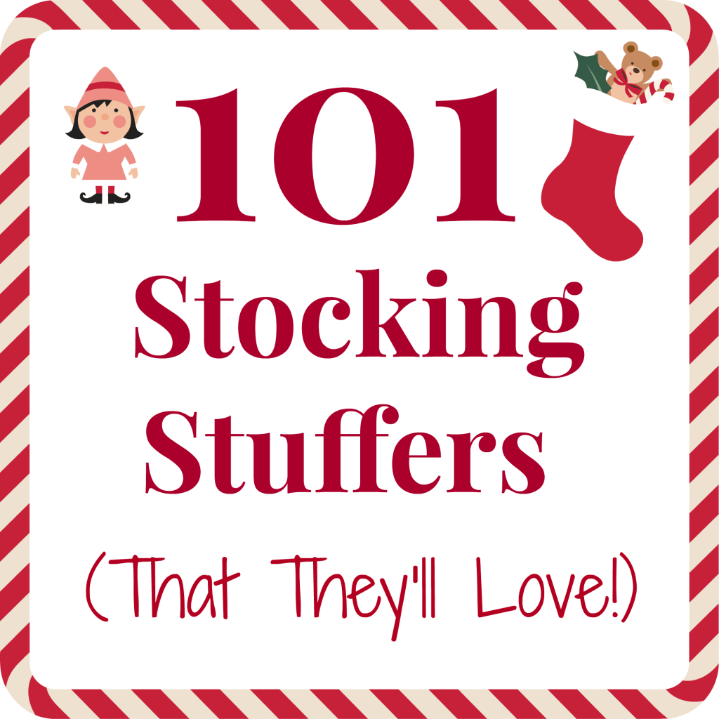 101 affordable and enjoyable stocking stuffer ideas for Good ideas for stocking stuffers