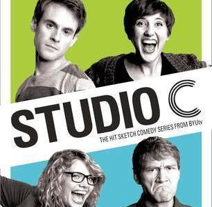 Studio C DVD cover