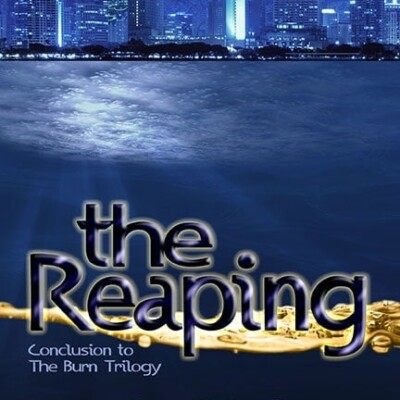 The Reaping book cover