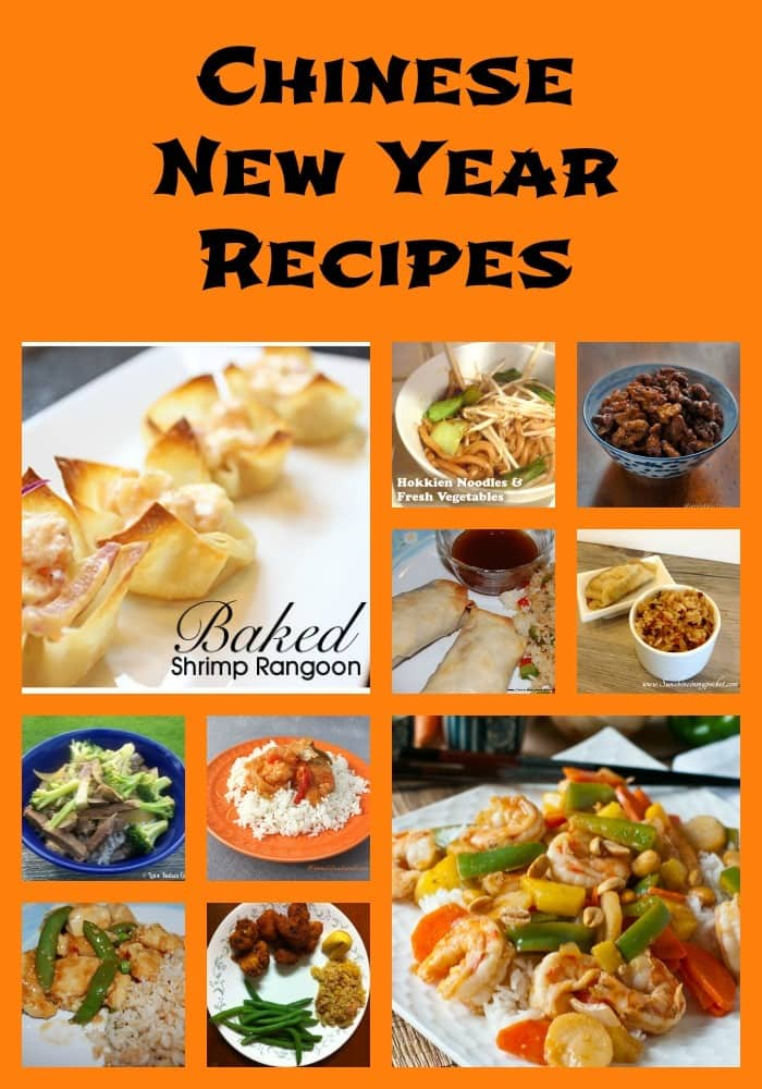 Chinese New Year Food Recipes Chinese New Year Recipes