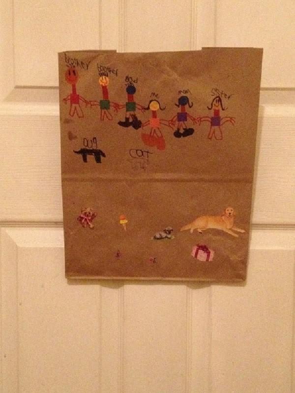 Daughter Mailbox