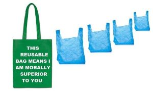 50 Ways to Reuse Plastic Bags