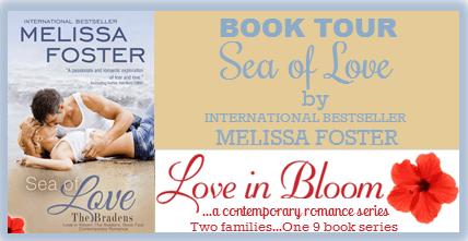 Sea of Love book cover