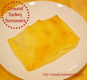 Ground Turkey Turnovers
