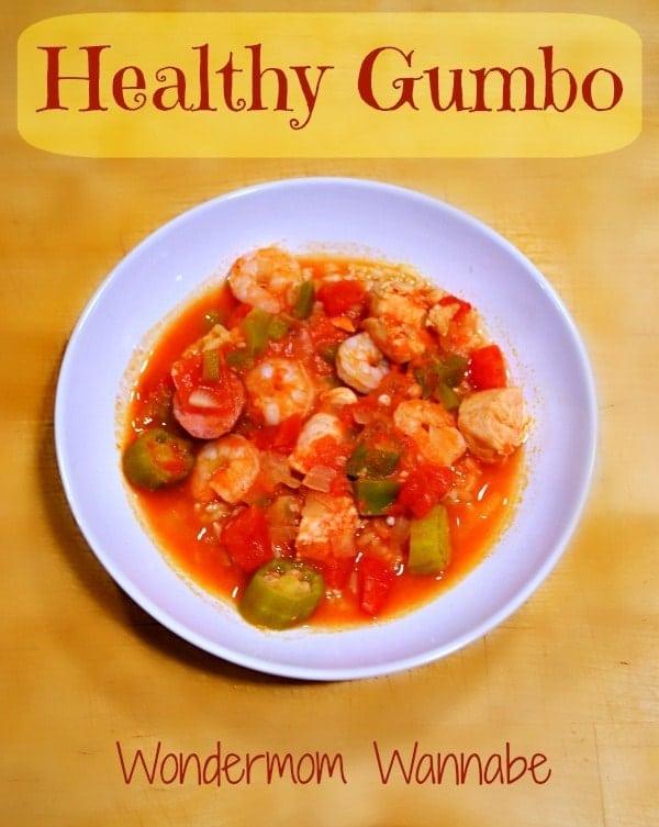 Healthy Gumbo