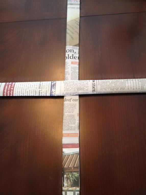 Newspaper Strip T
