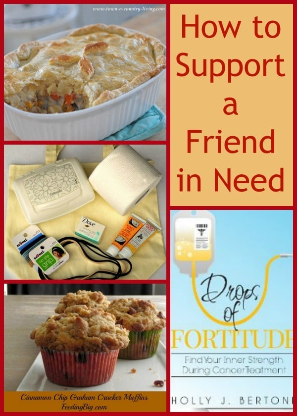 How to Support a Friend in Need