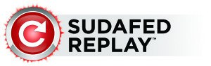 SUDAFED REPLAY™ is a Chance to Rewind and Relive Important Events