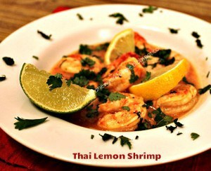 Thai-Lemon-Shrimp