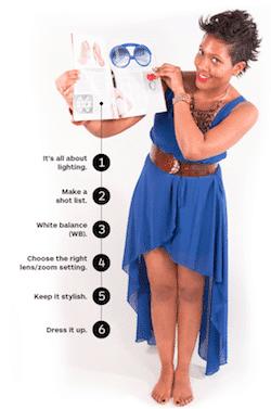 6 photo shoot tips
