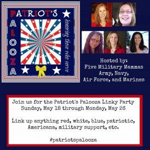 Patriots Palooza Party