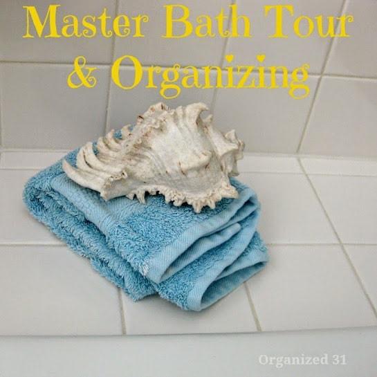Organized 31 Master Bath