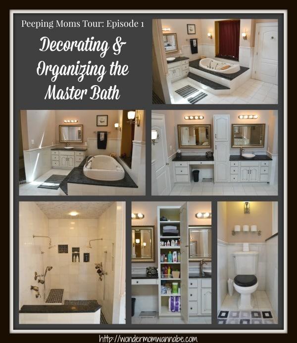 Peeping Moms Master Bath