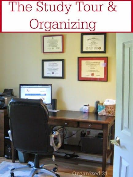 Organized 31 Study